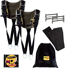 Pro Lift Shoulder Dolly Moving Strap System - Dual Harness, 1,000Lb. Capacity, Model Number 3500 HD