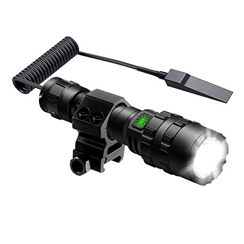 See the TOP 10 Best<br>Tactical Flashlight With Mounts