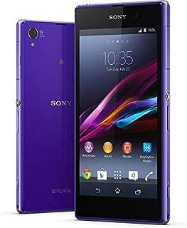 Sony Xperia Z1 C6903-16 GB, 4G LTE, Purple