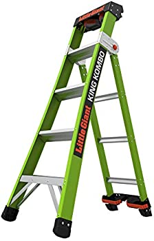 Little Giant 5 Ft. King Kombo Professional Ladders