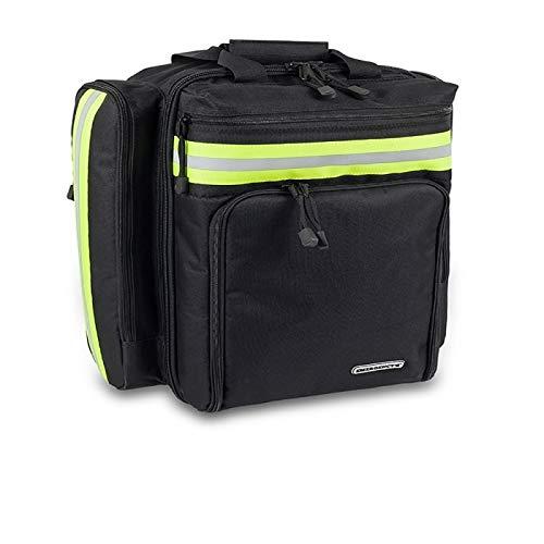 Elite Bags QVM-00082/NG Sac à dos EMS avec housse en polyester Noir