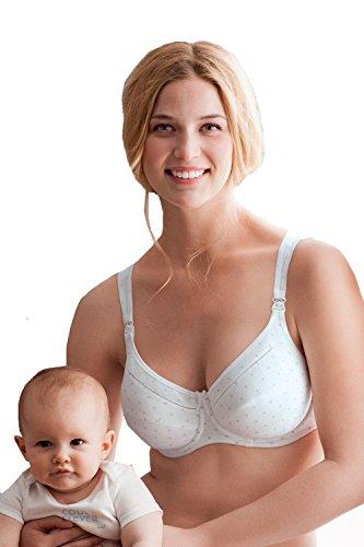 Anita 5056 Miss Cotton Soutien-Gorge Allaitement Taille 100 I