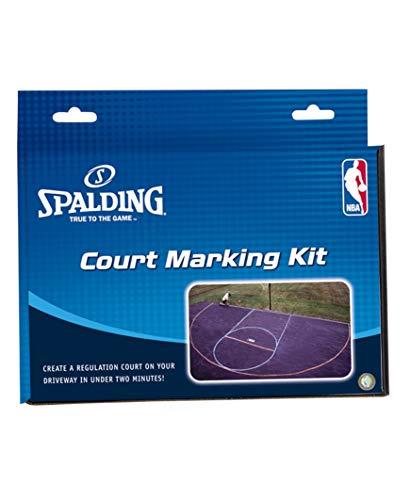 Spalding Markier-System für Basketball-Feld