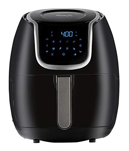 TriStar As Seen On TV Black 5 qt. Programmable Air Fryer
