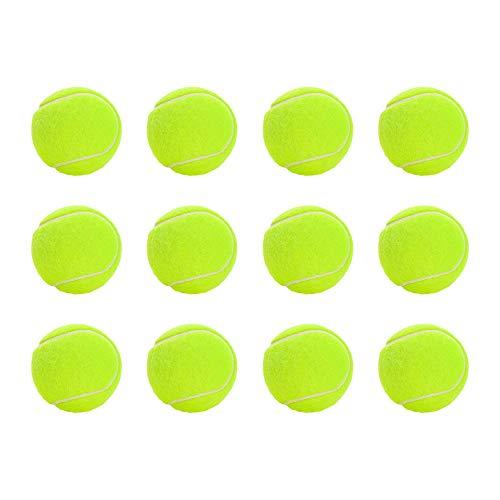 Pelotas tenis, 12 unidades, pelotas tenis bolsa malla