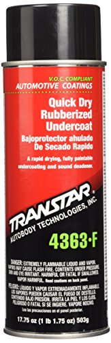 TRANSTAR (4363-F) Quick Dry Rubberized Undercoating - 17.75 oz. Aerosol