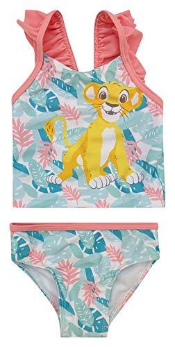 Infant Girl Lion King Two Piece Swimsuit Bathing Suit Bathingsuit 18 Months
