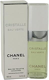 Cristalle Eau Verte | 100 ml Eau De Toilette Concentree Spray for Women