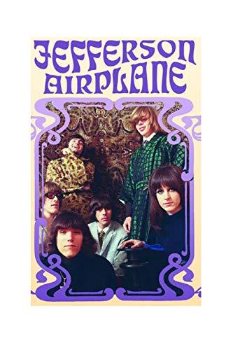 Jefferson Airplane: Woodstock - Monterey - Altamont - Isle of Wight Festival