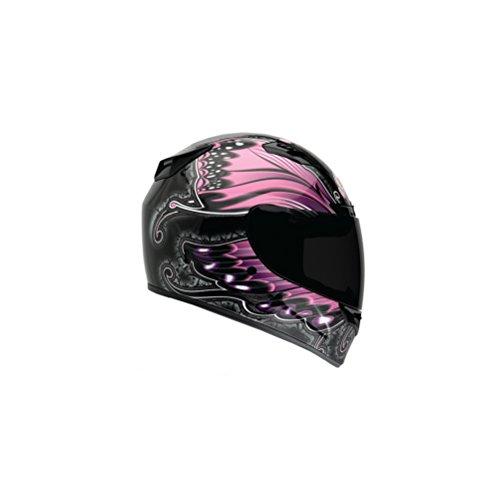 BELL Vortex Monarch Pink Full Face Helmet - 2X-Large