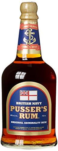 Pusser's British Navy Rum Blue Label (1x700ml)