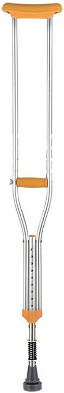 Huikafir Alpenstock Aluminium-Unterarmkrücken Leicht verstellbar - Gehstock mit ergonomischen Griffen für Mnner & Frauen (Gre  L) Trekkingstange