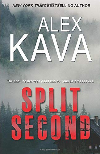 Split Second: (Maggie O'Dell Book 2) (Maggie O'Dell FBI Profiler, Band 2)