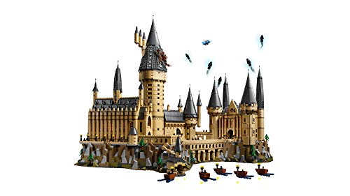 Le Château de Poudlard Harry Potter LEGO 71043 - 6020 Pièces - 2