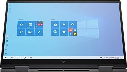 HP Envy x360 15.6' FHD WLED Touchscreen 2-in-1 Laptop, AMD Hexa-Core Ryzen 5 4500U up to 4.0GHz, 16GB DDR4, 512GB PCIe SSD, Backlit Keyboard, Fingerprint Reader, HDMI, Webcam, Windows 10, ABYS Bundle