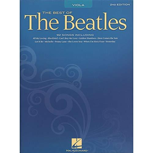 Best Of The Beatles Viola Sheet Music