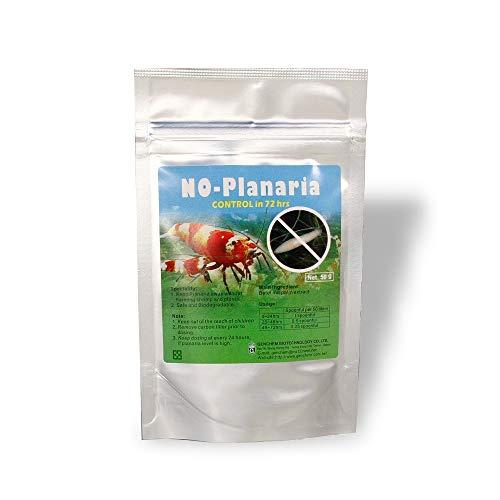Sobaken Genchem No Planaria Shrimp Safe Planaria Hydra Killer Shrimp Fisch Pflanztank