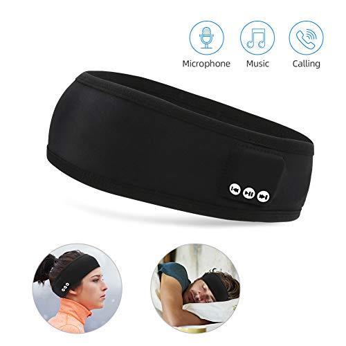 Diadema Bluetooth, Auriculares Transpirables Achort