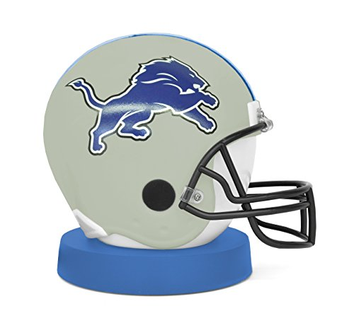 Idea Nuova NFL Detroit Lions 3D Helmet Lamp
