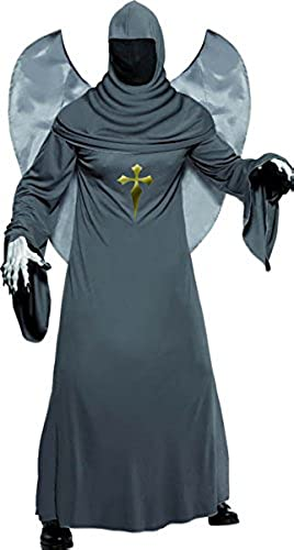 promociones emocionantes Smiffy's - ángel de la Muerte (Talla (Talla (Talla M)  ahorra 50% -75% de descuento