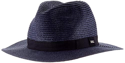 Barts Unisex Aveloz Hat Beanie-Mütze, Marineblau, 58