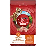 Purina ONE Weight Management, Natural Dry Dog Food, SmartBlend Healthy Weight Formula - 8 lb. Bag