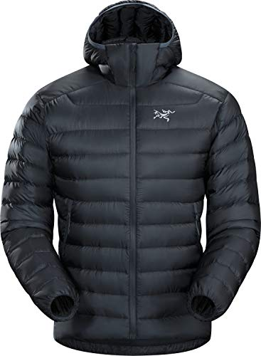 Arc'teryx Cerium LT Jacket Men's | Lightweight and Versatile Packable Down Insulated Jacket | Nocturne, Medium
