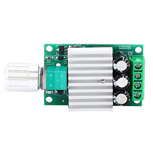 Weikeya Tablero del Controlador del Motor, DC12~30V Ajustable con Controlador de Velocidad del Motor componente