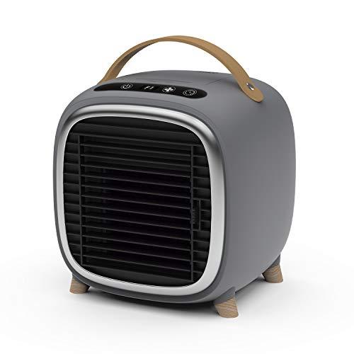 IKOHS Air Cooler Box Studio - Mini Enfriador de Aire, Aire Acondiciona