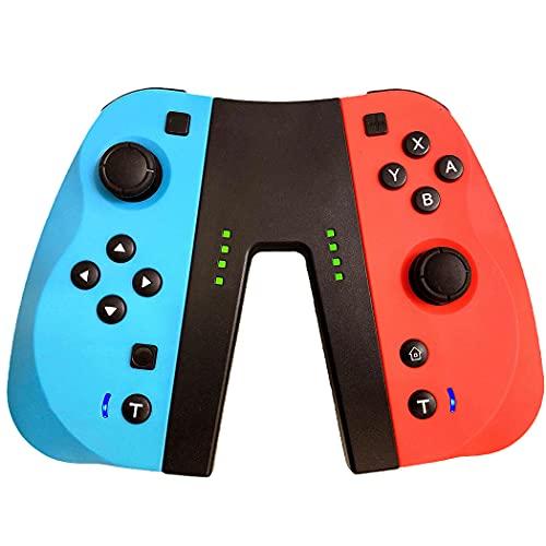 WeJoy Mandos para Switch , Controlador inalámbrico gamepads con Grip para Switch Consola (producto de terceros)