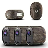 Arlo Ultra Skin, Taken Protective Silicone Skins Compatible with Arlo Ultra Camera - Durable and Weatherproof Silicone Case Protection, 3 Pack, Camouflage