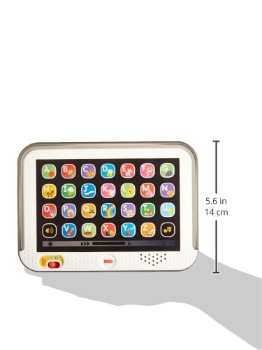 Fisher Price Laugh and Learn Smart Stages Tablet, Multi Color
