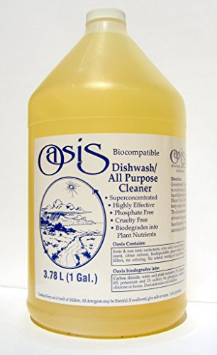 Oasis Biocompatible Dishwash/All-Purpose