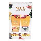 VLCC Vlcc Turmeric & Berberis Face Wash + Anti Tan Skin Lightening Face