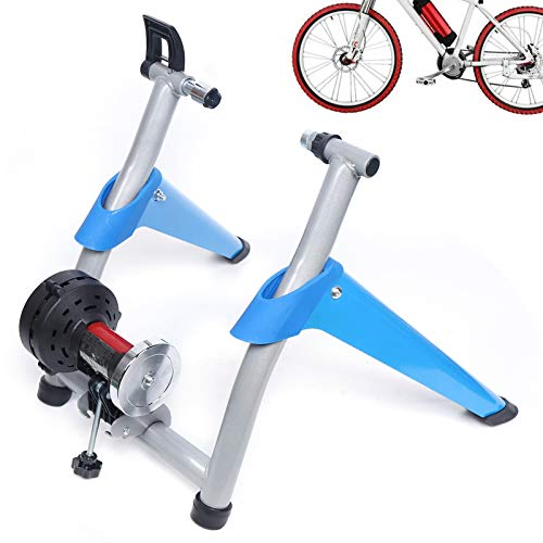 Kaibrite Bicicleta estática plegable con freno magnético,