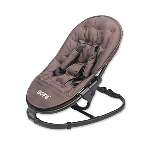 Best Bargain Qivor Baby Carriage Baby Rocking Chair Children's Swing Super High Load Carrying Conven...