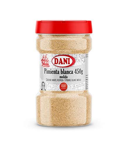Dani - Pimienta blanca molida 450 gr.