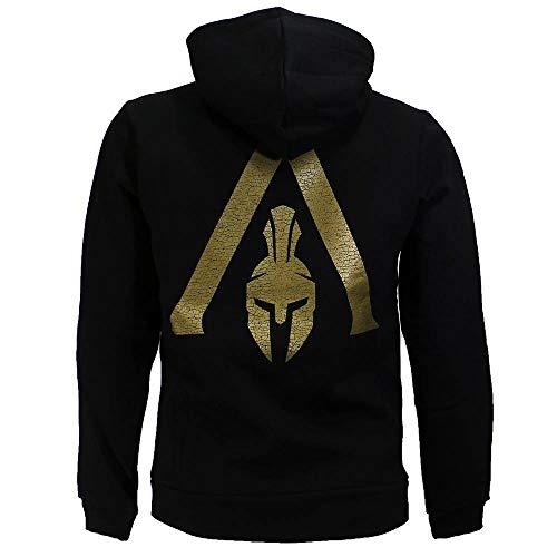 Assassin's Creed Sweatshirt Odyssey - Spartan Men's Hoodie Black-2XL