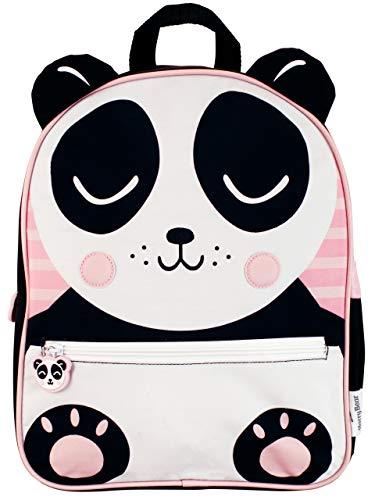 Harry Bear Zaino per Bambini Panda Nero