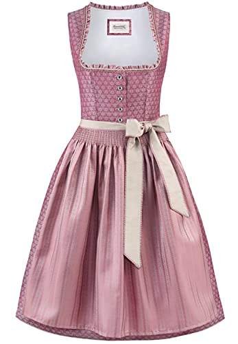 Stockerpoint Damska sukienka Tasmin, bordowy, 40