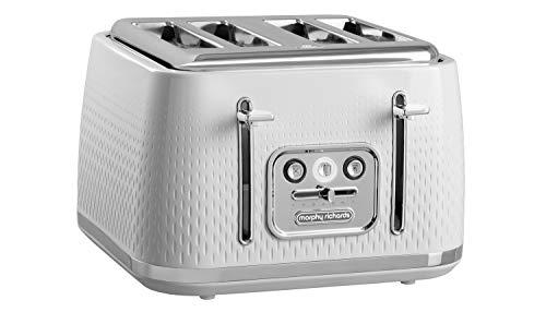 Morphy Richards 243012 Verve Toaster, White