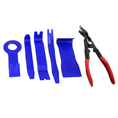 WPCASE Desmontadores De Plastico para Coches Kit De Herramientas Kit Herramientas Herramientas...