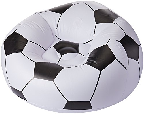 Bestway 'Beanless Soccer Ball Chair