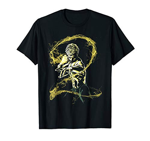 Marvel The Defenders Iron Fist Punch T-Shirt