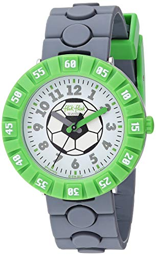 FlikFlak Jungen Analog Quarz Uhr mit Plastik Armband FCSP070