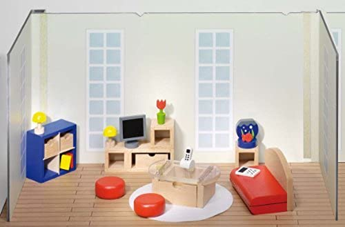 entrega rápida Goki Furniture for Flexible Puppets Living Room Room Room by GoKi  Garantía 100% de ajuste