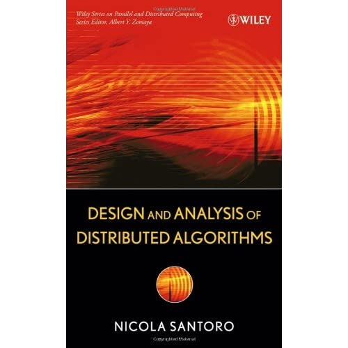 Amazon.com: Design and Analysis of Distributed Algorithms (Wiley ...
