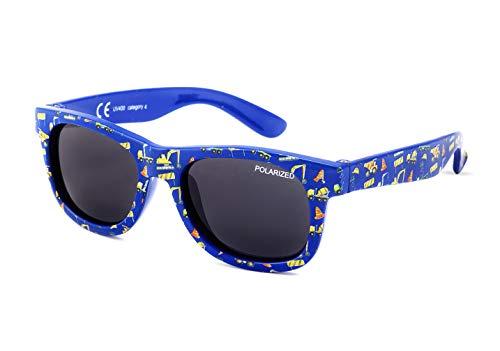 Kiddus Baby Sonnenbrille POLARISIERT Linsen für Jungen Mädchen. Ab 8 Monaten. Mit flexiblen Beinen. UV400 100{936e7e27174eb740ef005907fd54dd6cb047fa62602985d81516926ca3e95da9} UVA- und UVB-Schutz. Sicher, komfortabel und stoßfest. LITTLE KIDS