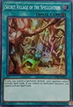 Yu-Gi-Oh! - Secret Village of The Spellcasters - OP08-EN011 - Super Rare - Unlimited Edition - OTS Tournament Pack 8