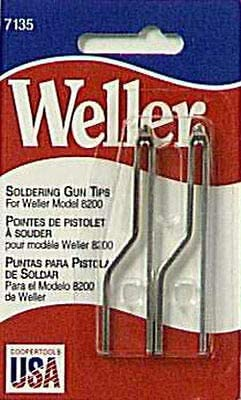 WELLER 7135W Standard Solder Tip Ranking TOP2 Replacement 8200 Soldering Spring new work one after another for